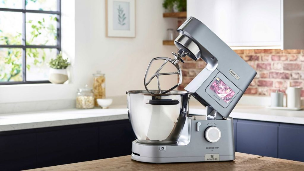 Kenwood Cooking Chef ou Magimix Cook Expert