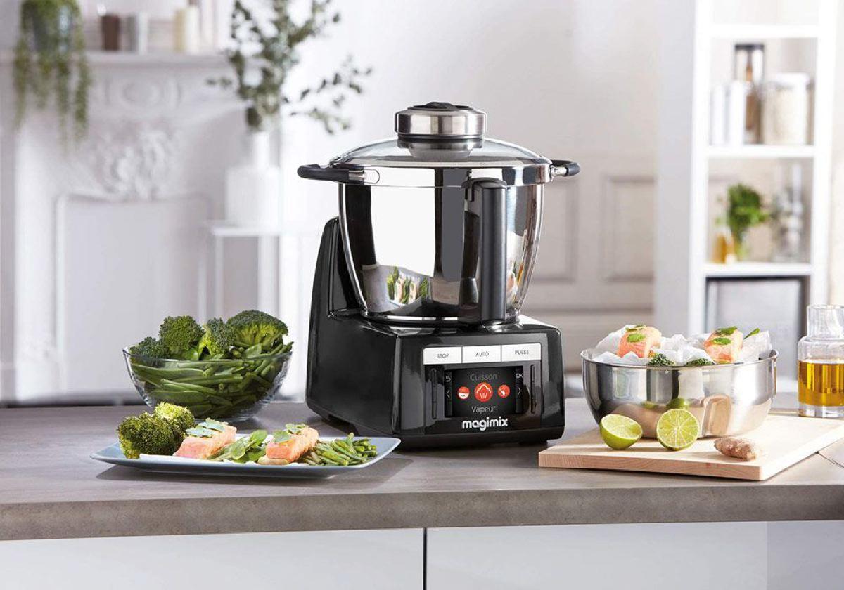 Magimix Cook Expert ou Thermomix TM6 : quel robot de cuisine choisir ?