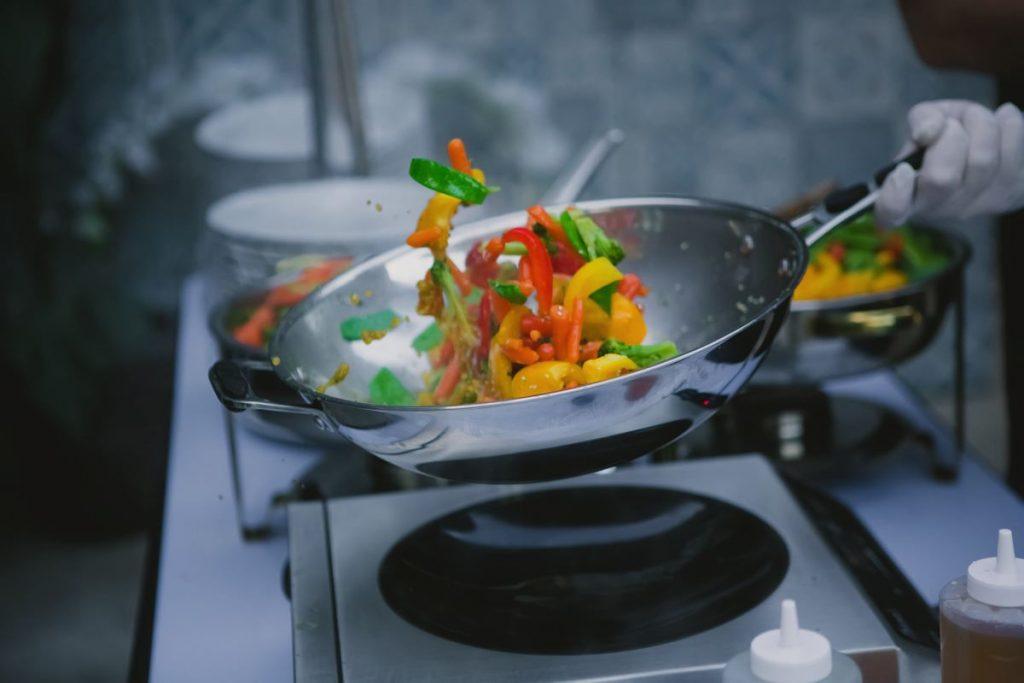choisir wok electrique